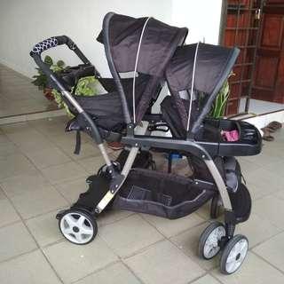 Stroller Graco Ready2Grow