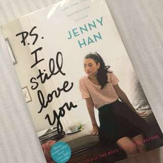 [WTS] P.S I Love You, Girl Online, 99 Days Book