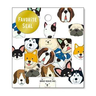 🚚 Doggies Party Scrapbook / Planner Stickers #175