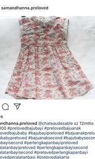 🚚 Chateau de Sable Dress
