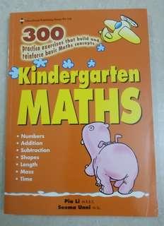 Kindergarten Math K1 K2