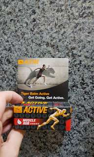 Tiger balm active 5g