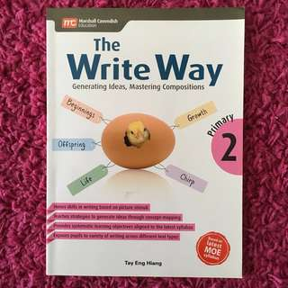 [BN] P2 English Composition (The Write Way - Generating Ideas, Mastering Composition)