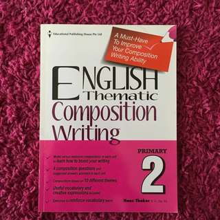 [BN] P2 English Thematic Composition Writing