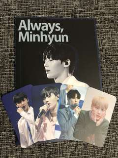 [WTS] Minhyun Mini Photobook by Imperial Reign