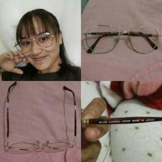 Kacamata vintage kacamata min/plus