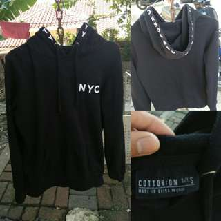Hoodie NYC Cotton On