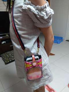 電話斜揹袋
