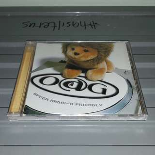 OAG - Opera Radhi-O Friendly (CD, Album)