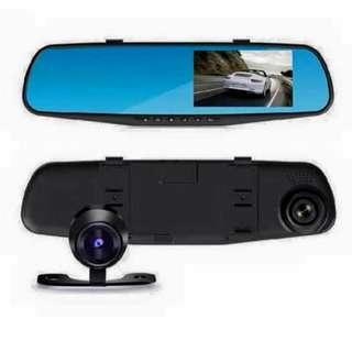Car mirror cam