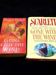 Gone With the Wind & Scarlett