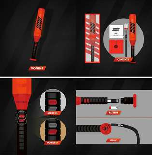 IKON OFFICIAL LIGHTSTICK