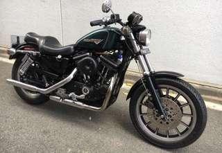 Harley Davidson Sportster Sports XL