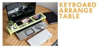 Keyboard Table