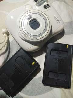 Instax Camera w/ 2 Fujifilm