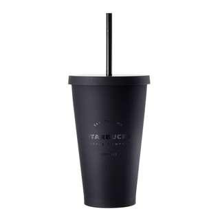 韓國Starbucks 啞黑杯