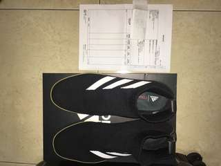 adidas Gosha Rubchinskiy Ace 16+ TR Super Black Shoes
