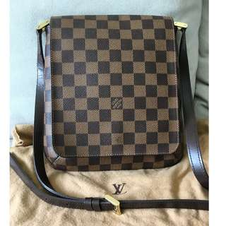 LV Louis Vuitton Shoulder Bag