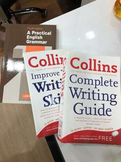 Collins English & Grammar Guides
