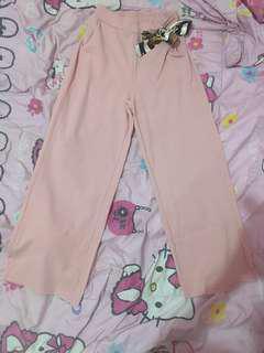 🔥Turun harga 🔥Kulot baby pink