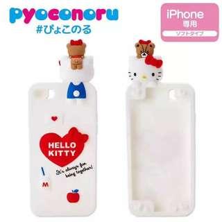 Hello kitty iPhone case (6 7 8 plus)