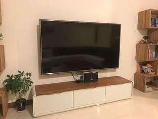 75'' UHD Smart TV LG (7 months old)