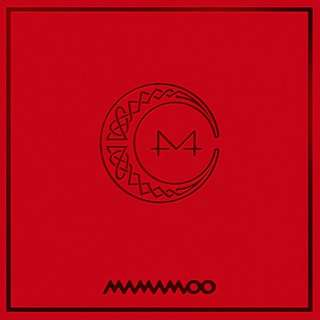 [PREORDER] MAMAMOO - Red Moon (7th Mini Album)
