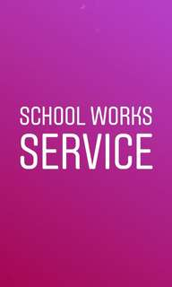 SCHOOL WORKS