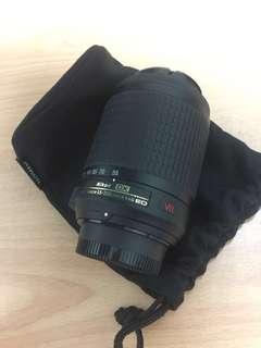 Lens Nikon 55-200mm VR
