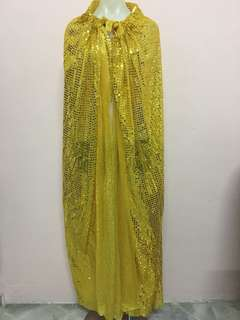 Gold Costume Gown