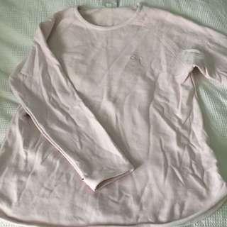 retro pink sweater jumper puma