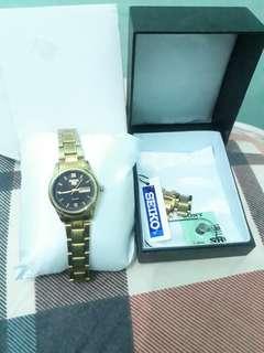 Jam tangan seiko FREE ONGKIR JABODETABEK