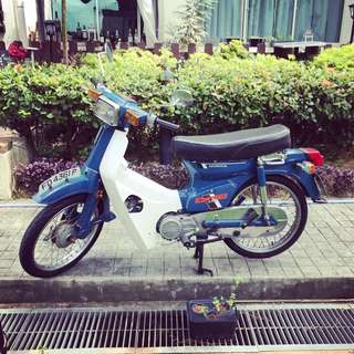 Honda C70 for sale