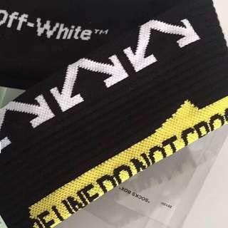 Off White/ .....4對隨意揀