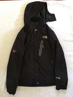 North Face reversible and detachable outerwear