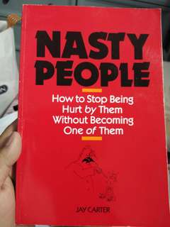 NASTY PEOPLE by JAY CARTER