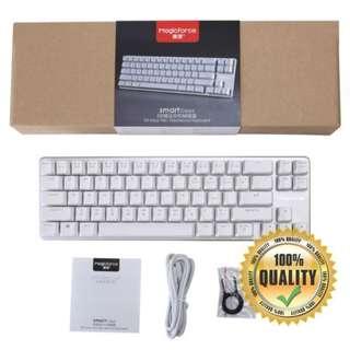 🚚 BNIB Gaming Keyboard Mechanical (MagicForce) 68 Keys - Blue Switch