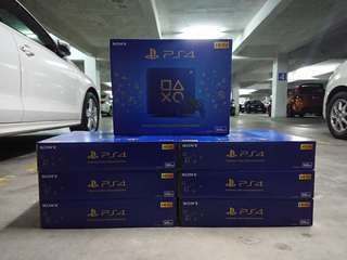 <WTS>[new unit] Sony Playstation 4 Days of Play Limited Edition