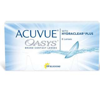 🚚 ACUVUE OASYS 2-WEEK WITH HYDRACLEAR PLUS