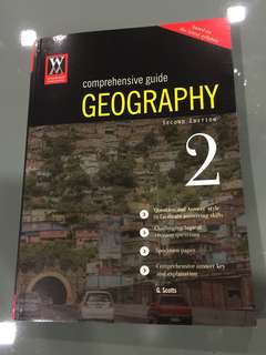 Sec 2 geography guide book