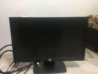 20 inchi HP Monitor