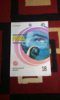 Buku fisika kelas 1 SMA
