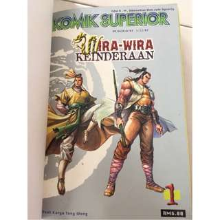 Jualan Wira-Wira Keinderaan (1-100) 100 Final Episode