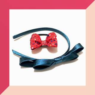 Kikay Hair Accessories Bundle