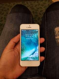 iPhone 5 32GB Silver