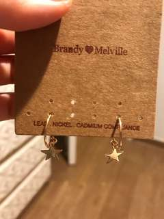 Brandy Melville earrings