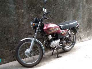 Yamaha rs 110 2013 model