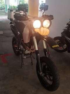 Honda Xr400 sale