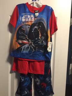 Boys 3pc pj set