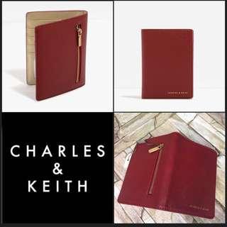 Charles & Keith passport holder